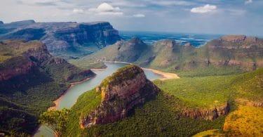 Découvrir l'afrique du sud